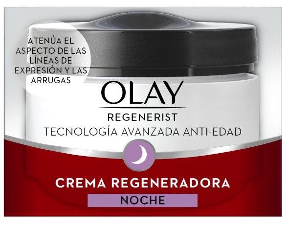 Olay Regenerist Crema de noche  50 ml