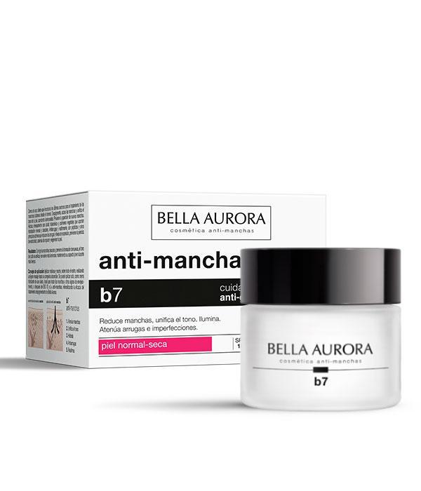 Bella Aurora Crema Anti-Edad y Anti-Manchas B7  Piel Normal / Seca