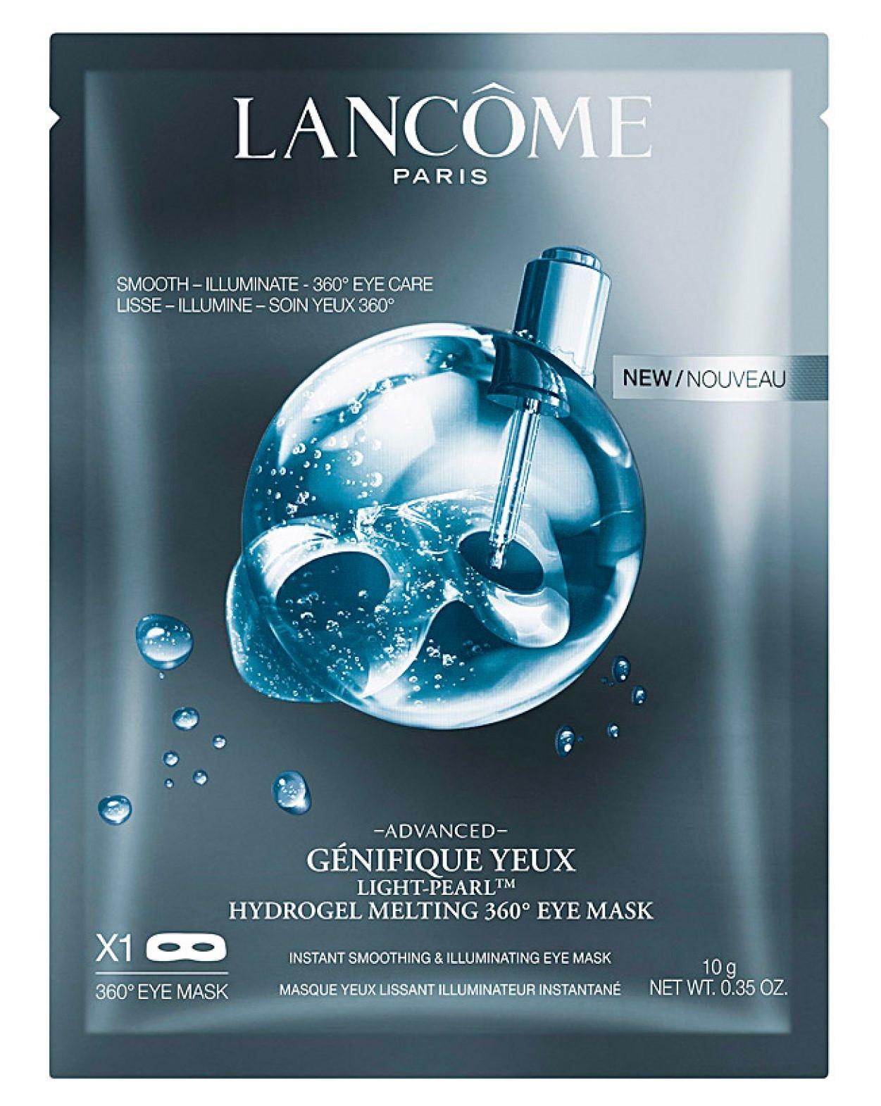 Lancôme Advanced Genifique Yeux Light Pearl Hydrtingel  Mascarilla Ojos