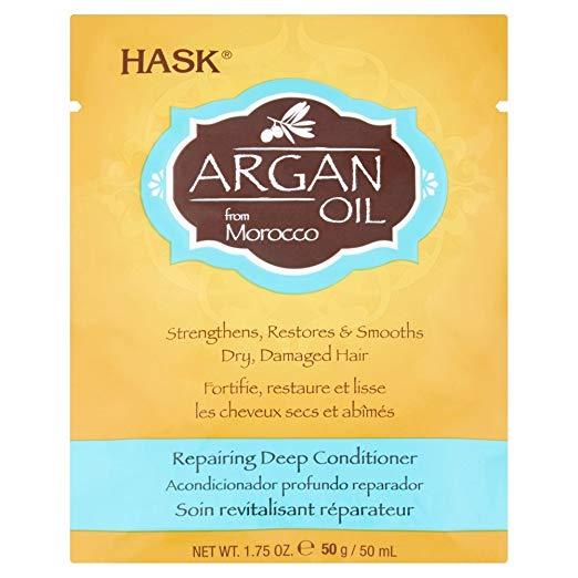 Hask Acondicionador Reparación Profunda Aceite de Argán  50 gr