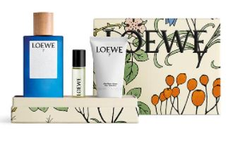 Loewe 7 Cofre  Edt 100 ml + Vial 10 ml + After Shave Balm 50 ml