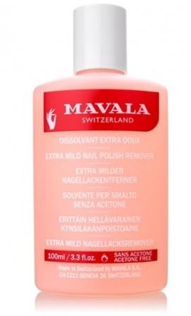 Mavala Quitaesmalte Extra-Suave  100 ml