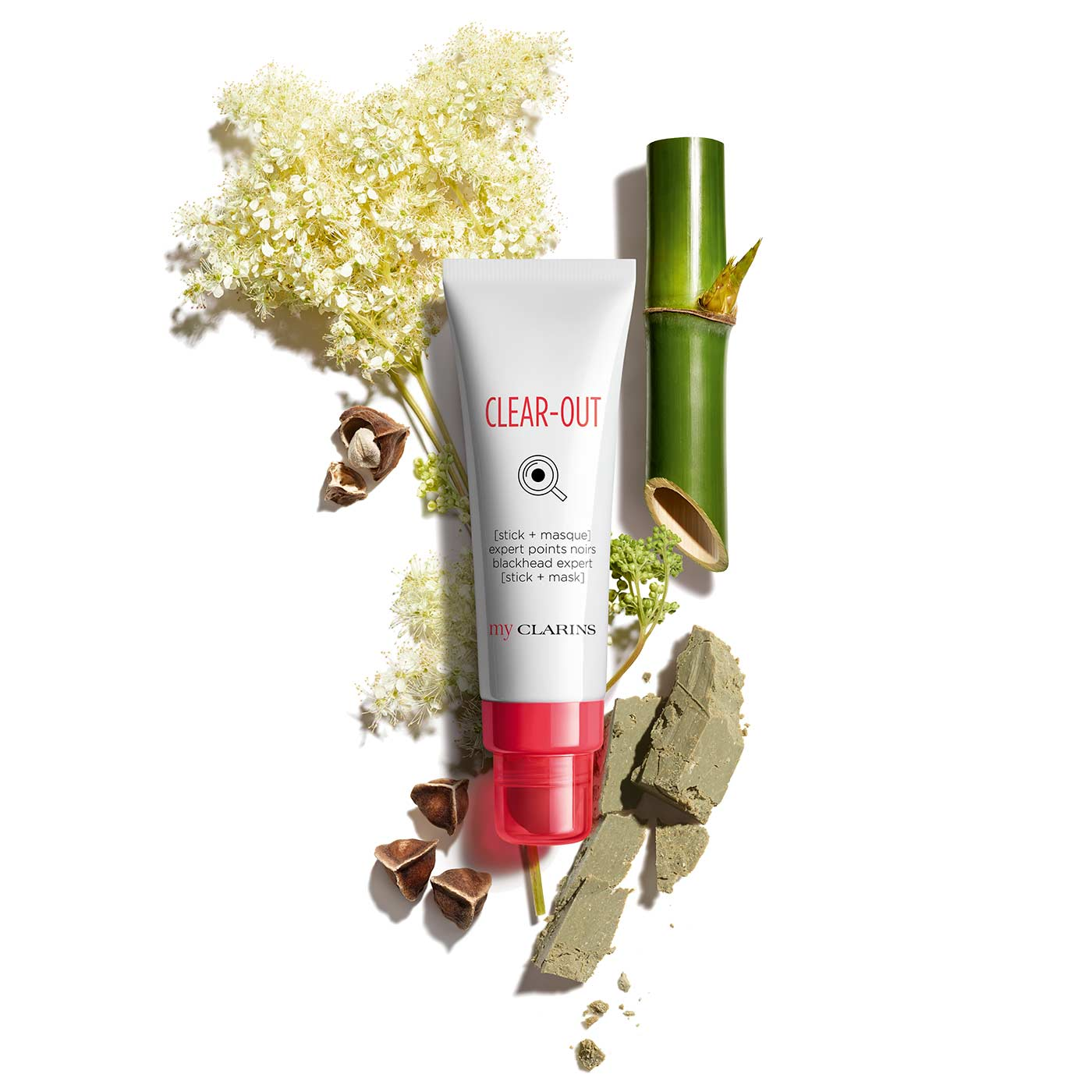 Clarins Clear-Out Mascarilla Stick Puntos Negros