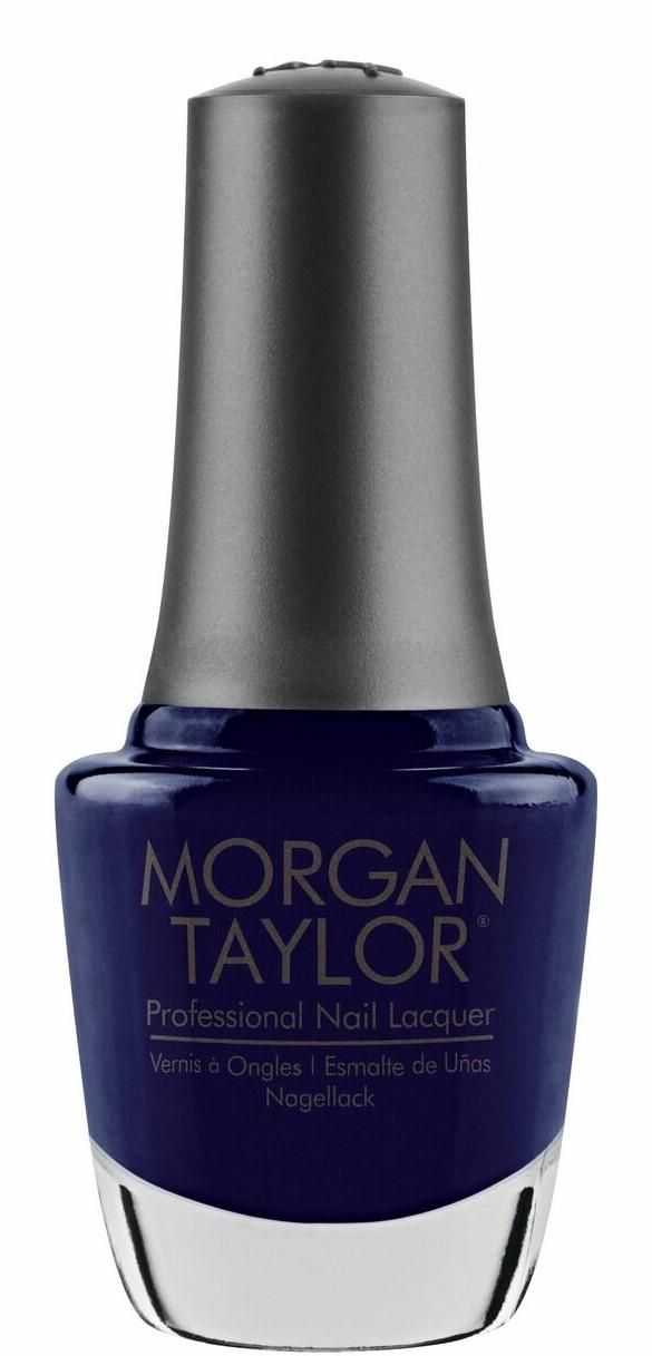 MORGAN TAYLOR PROFESSIONAL NAIL LACQUER  50097 Deja Blue 15 ml