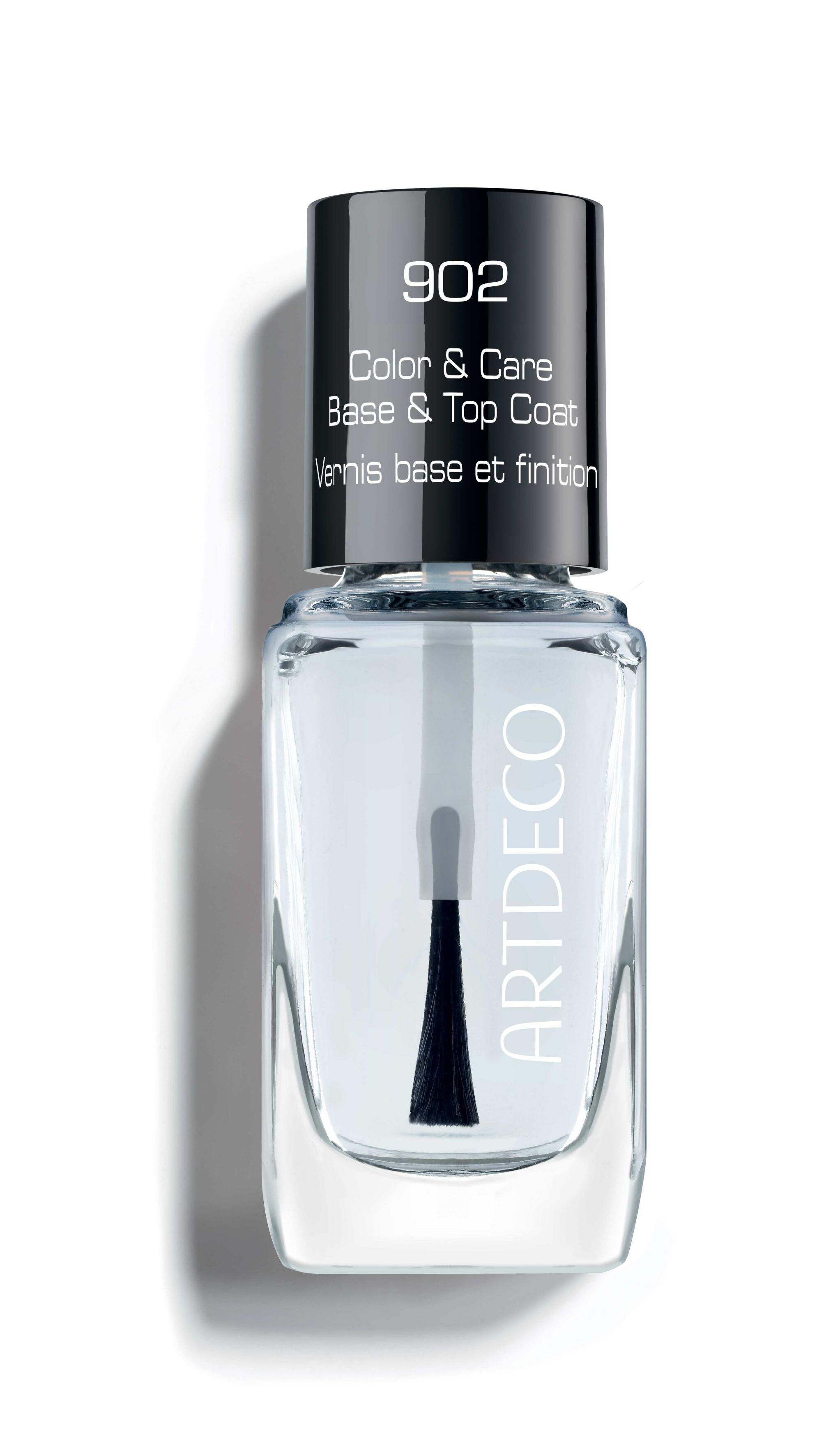 Artdeco Color & Care Base y Top Coat