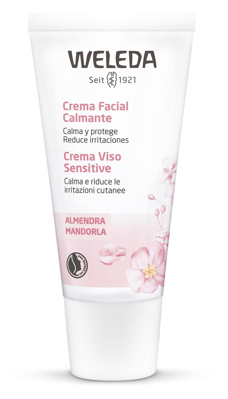Weleda Crema Facial Calmante Alemendra  30 ml
