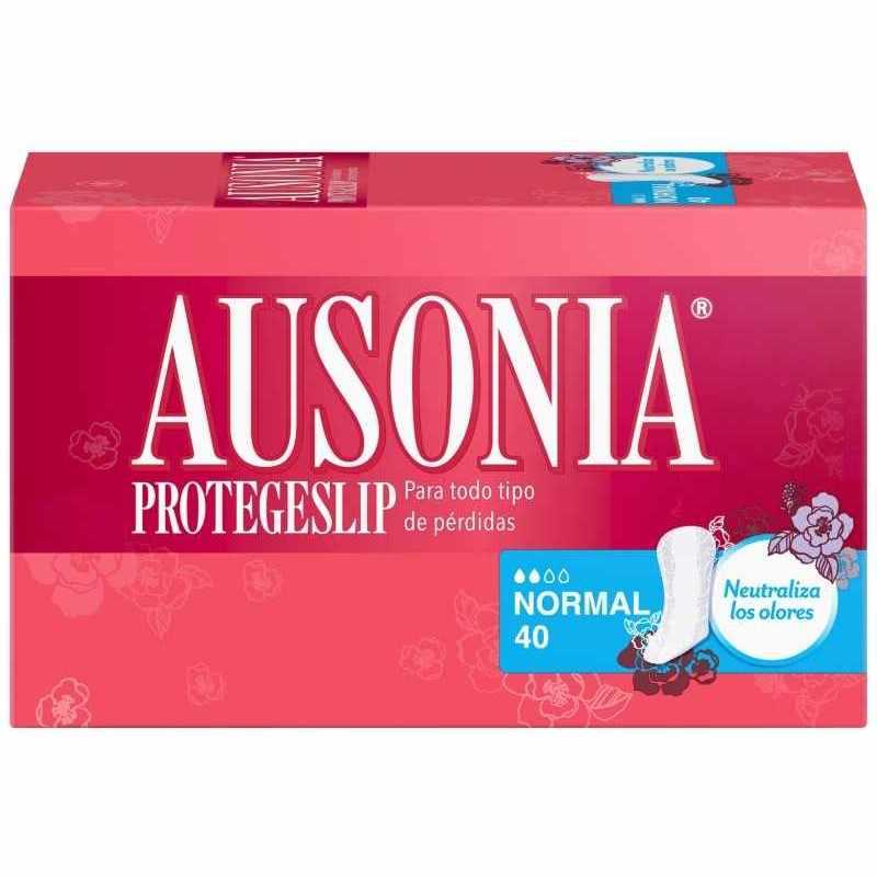 Ausonia Protege Slip Normal  40 Unidades