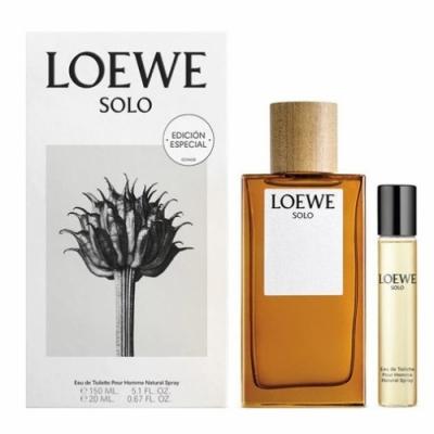 LOEWE SOLO   EDT 150 ML+ 20 ML