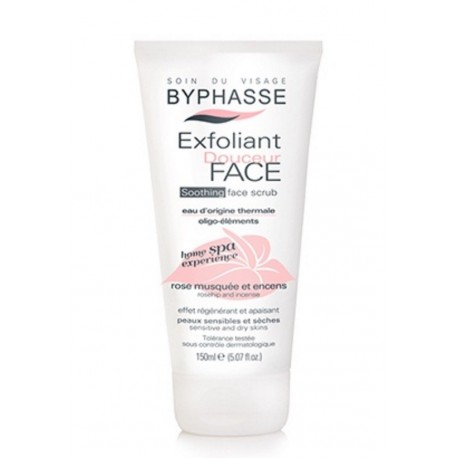 Byphasse Home Spa Exfoliante Douceur PS  150 ml