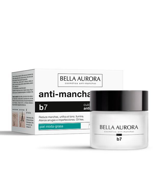 Bella Aurora B7 Anti-Edad Anti-Manchas Piel Mixta / Grasa
