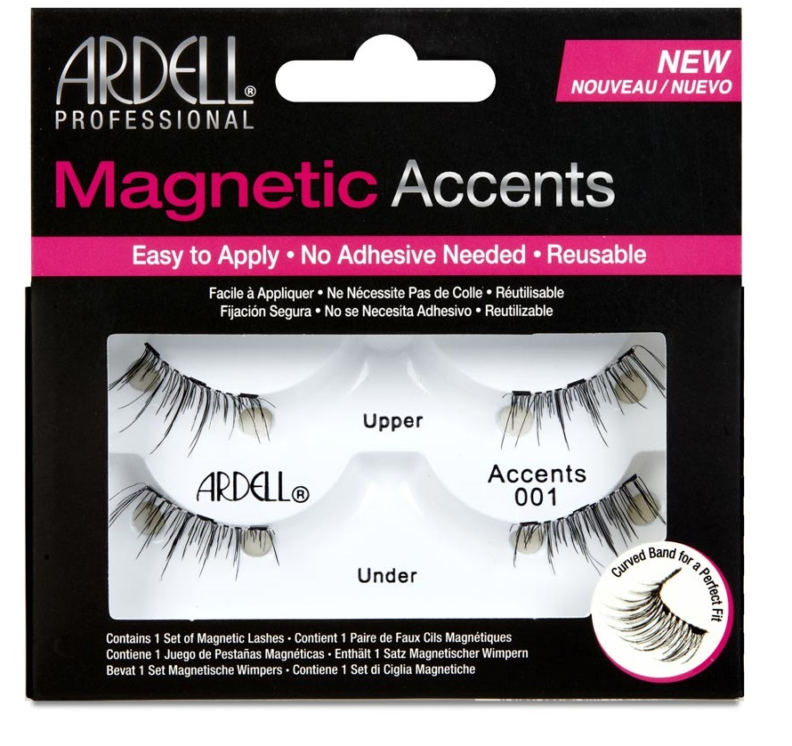 Ardell Pestañas Magnetic Accent Lash 001
