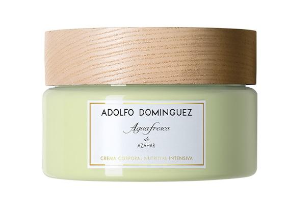 Adolfo Dominguez Agua Fresca de Azahar  Crema Tarro 300 ml