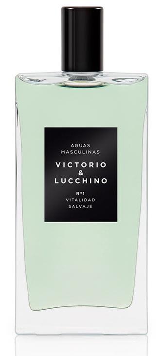 Victorio & Lucchino Aguas Masculinas Nº 1 Vitalidad Salvaje  Eau de Toilette para hombre 150 ml