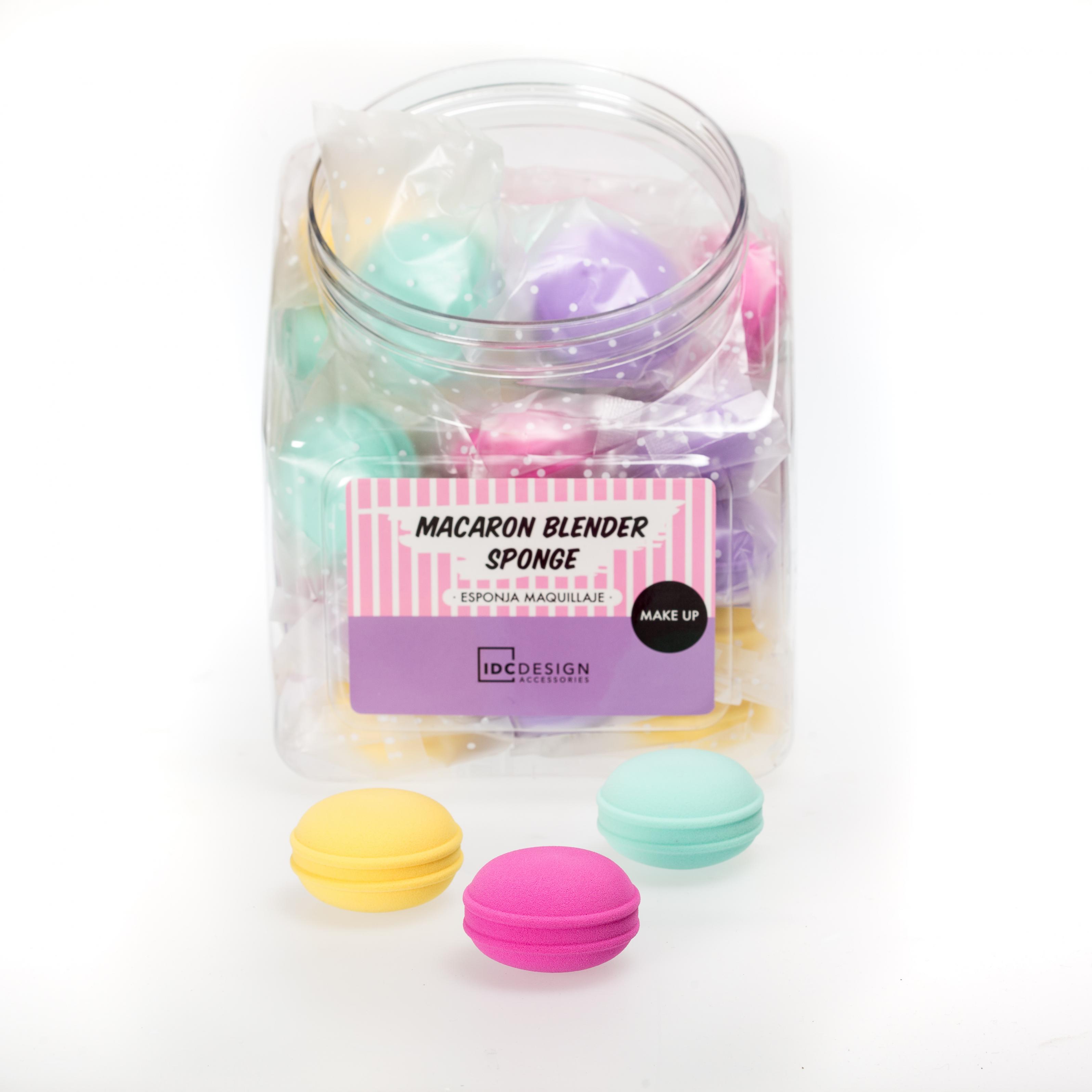 IDC Esponja Blender Macaron