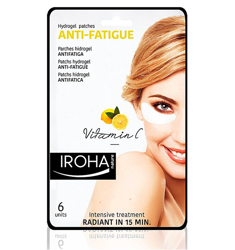 Iroha Parches Anti-Fatiga Vitamina C para Ojos