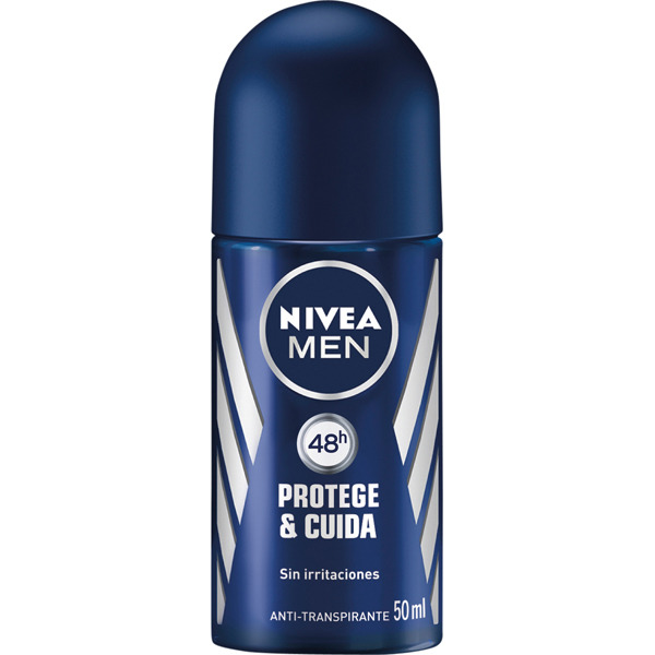 Nivea For Men Desodorante Roll-On Protección y Cuidado  50 ml