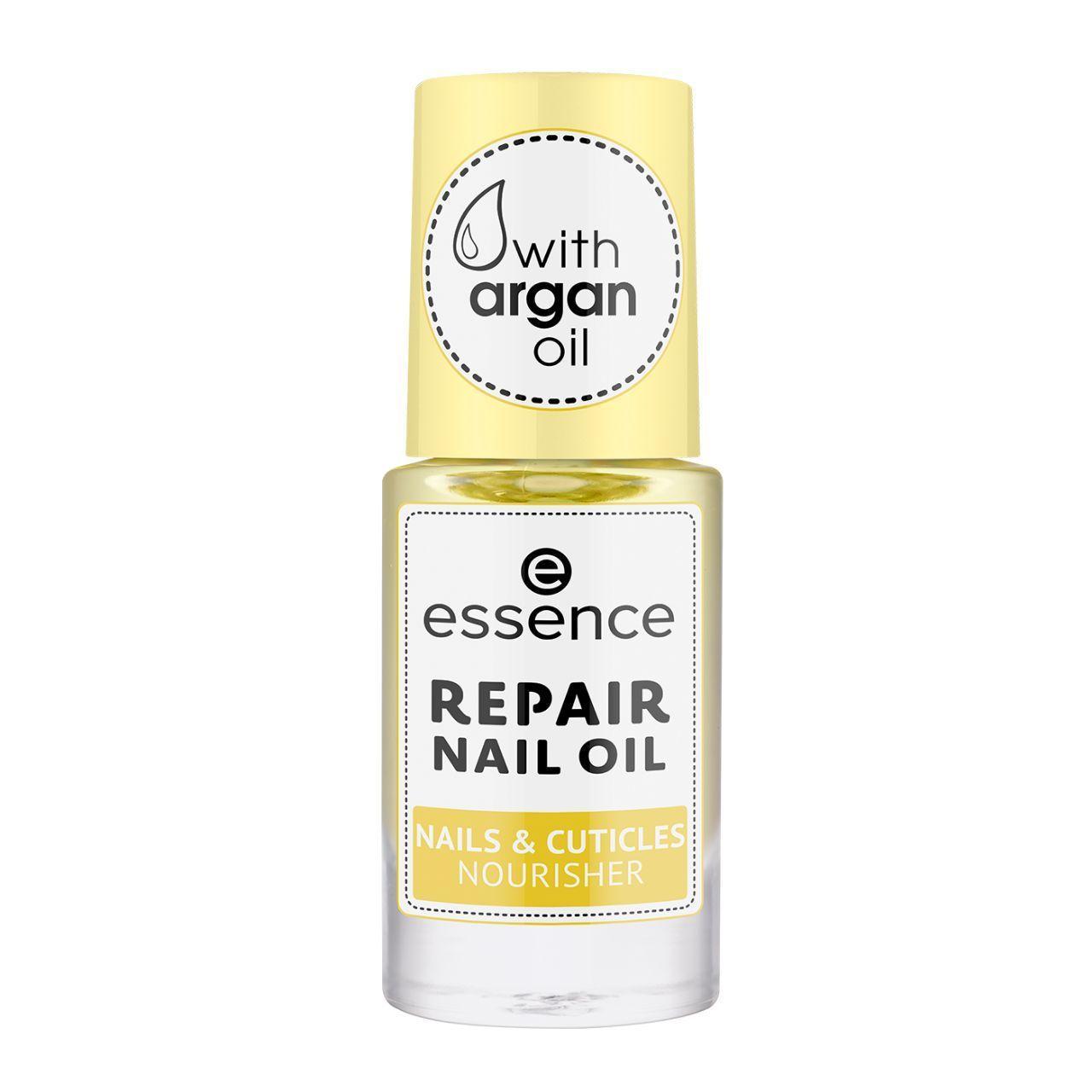 Essence Aceite Reparador De Uñas & Cutículas