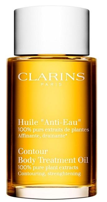 """Clarins Aceite """"Anti-Eau""""  100% Extractos Puros de Plantas"""
