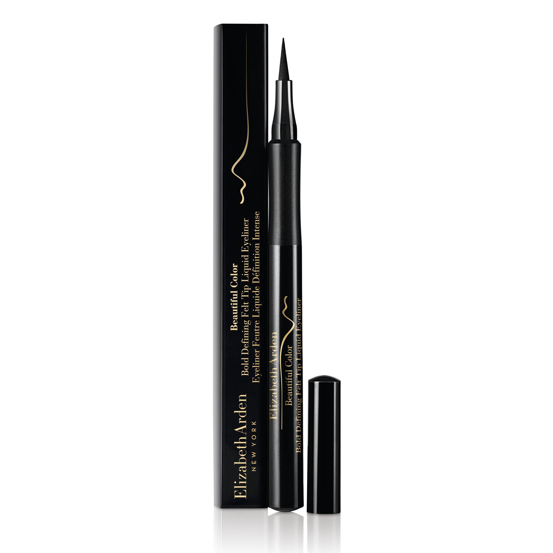 Elizabeth Arden Beautiful Color Liquid Eyeliner Seriously Black Nº1