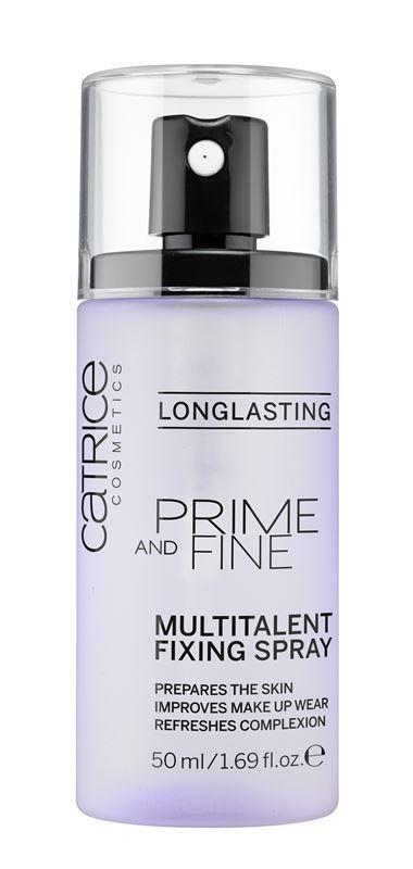 Catrice Prime and Fine Multitalent  Spray Fijador