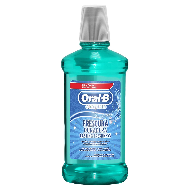 Oral-B Enjuague Frescura duradera  500 ml