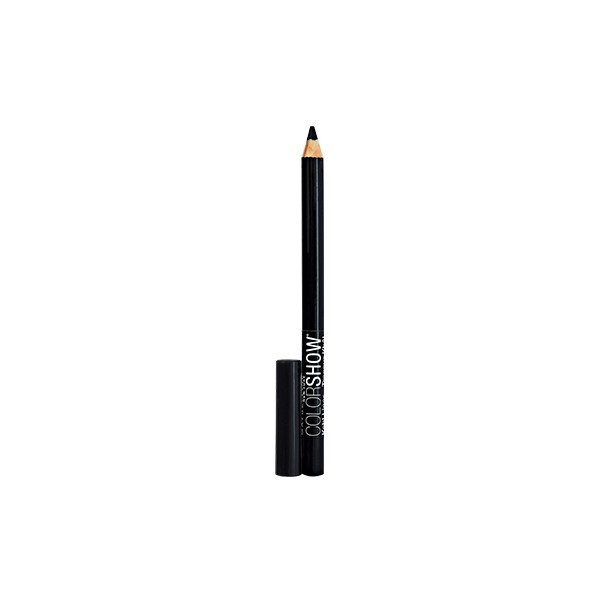 Maybelline Color Show Liner Khol 100 Ultra Black