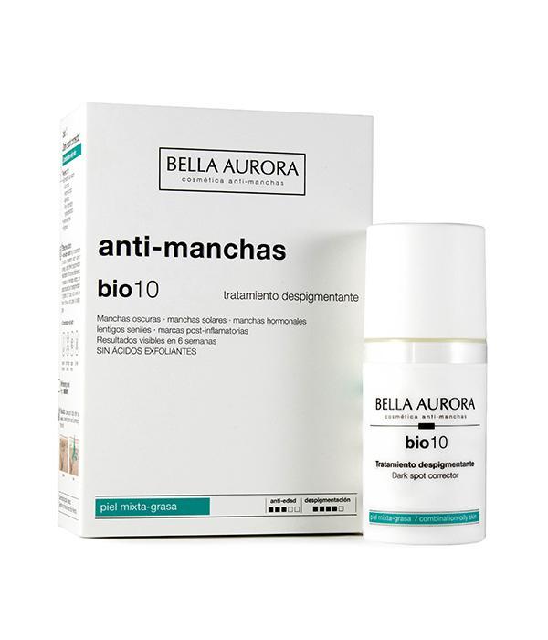 Bella Aurora BIO10 Tratamiento Anti-Manchas  Piel Mixta / Grasa