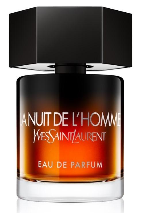 Yves Saint Laurent La Nuit De L'Homme New  Eau de Parfum para hombre