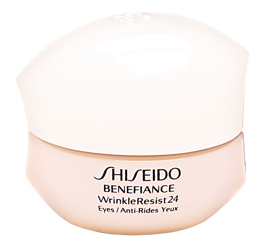 Shiseido Benefiance Intensive Eye Contour Cream Wrinkle Resist 24  15 ml