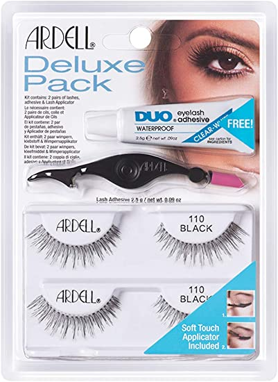 Ardell Pestañas Delux Pack Duo 110