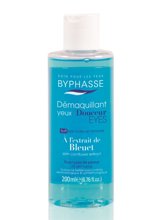 Byphasse Desmaquillante Ojos Douceur Extracto de Aciano  200 ml