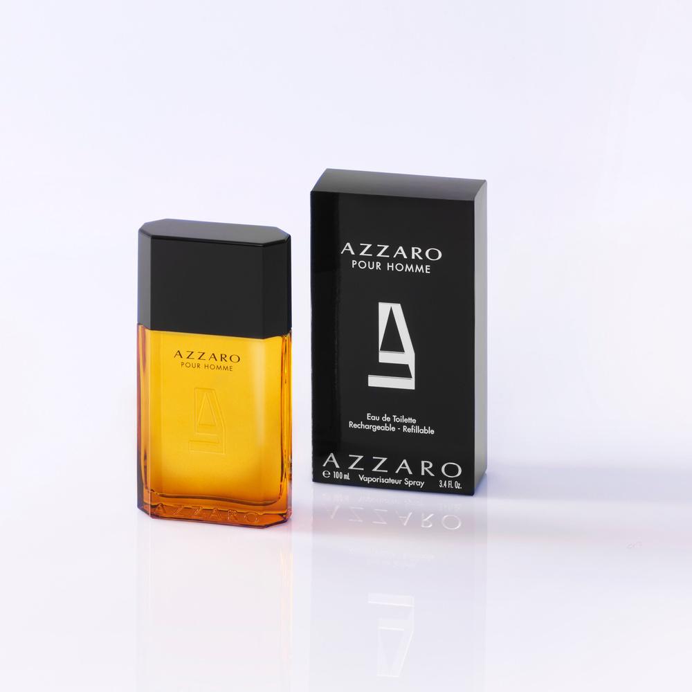 Azzaro Hombre  100 ml Eau De Toilette