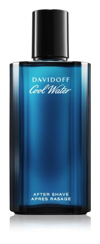 Davidoff Cool Water Splash Loción  para después del afeitado para hombre 75 ml