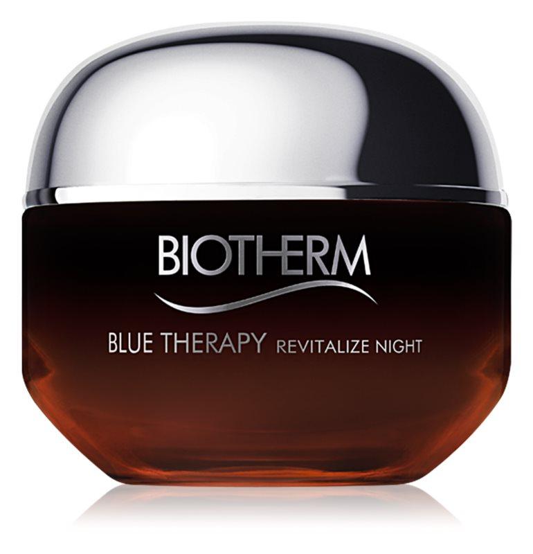 Biotherm Blue Therapy Amber Algae Revitalize Noche  50 ml