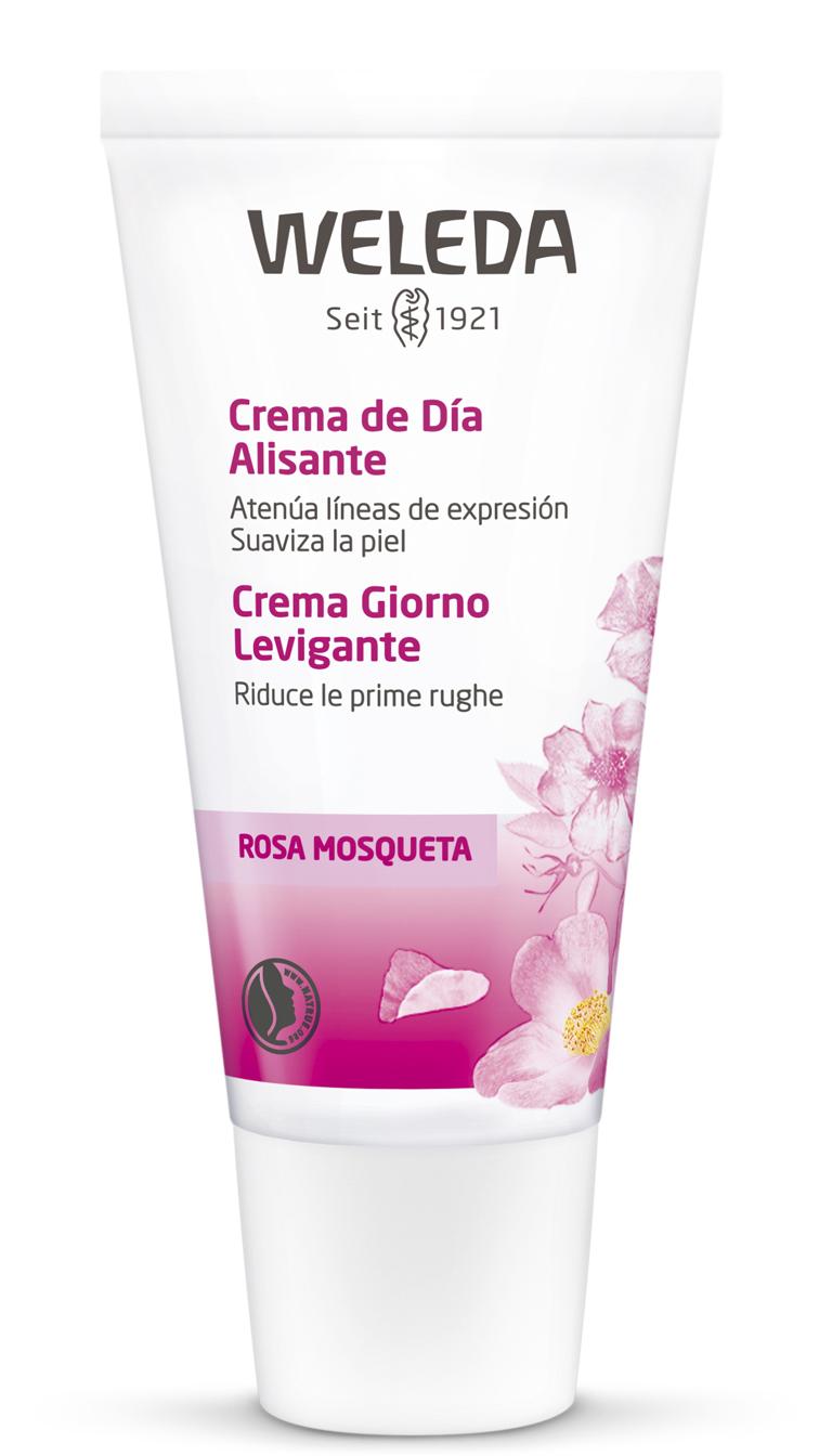 Weleda Crema Alisante de Día Rosa Mosqueta  30 ml