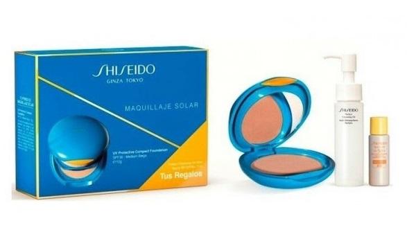 Shiseido UV Protective Compact Foundation SPF30 Set