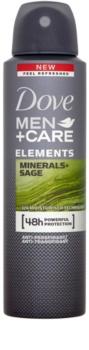 Dove Men Desodorante Mineral Sage Spray  30 ml