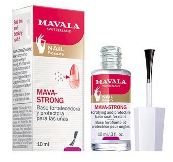 Mavala Mava-Strong Fortalecedor Uñas  10 ml