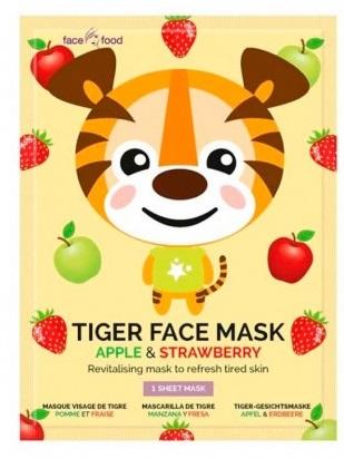 Montagne Jeunesse Mascarilla Facial Manzana & Fresa - Tigre