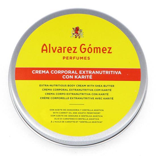 Álvarez Gómez Crema Corporal con Karité  100 ml