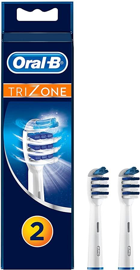 Oral-B Recambio para cepillo eléctrico Trizone  2 unidades