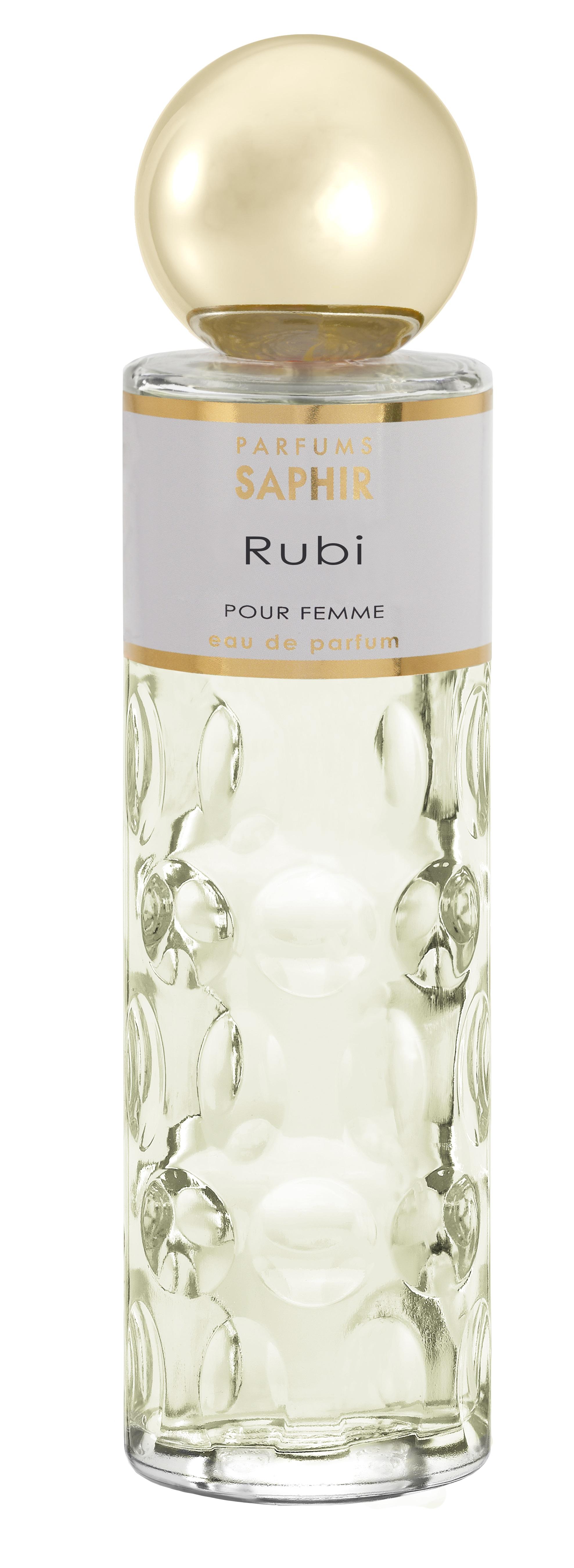 Saphir Rubi  Eau de Parfum 200 ml