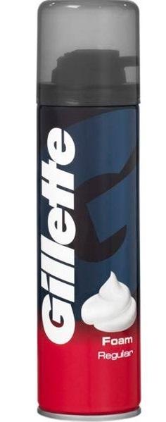 Gillette Espuma de Afeitar Piel Normal  200 ml