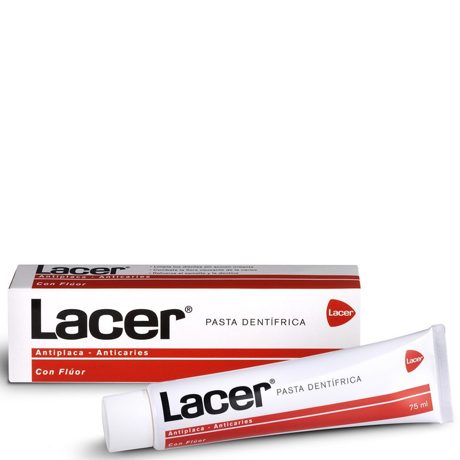Lacer Dentífrico 75 ml