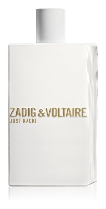 Zadig & Voltaire Just Rock!  Eau de Parfum