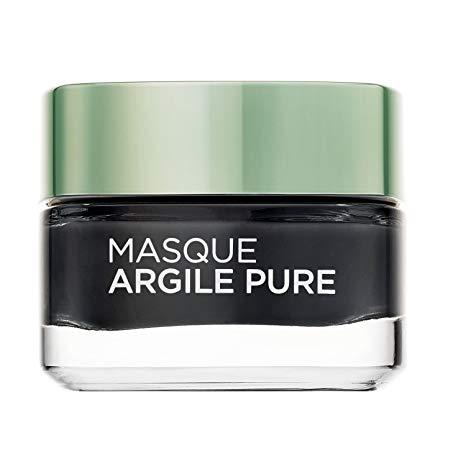 L'Oréal Mascarilla Arcilla Negra  50 ml