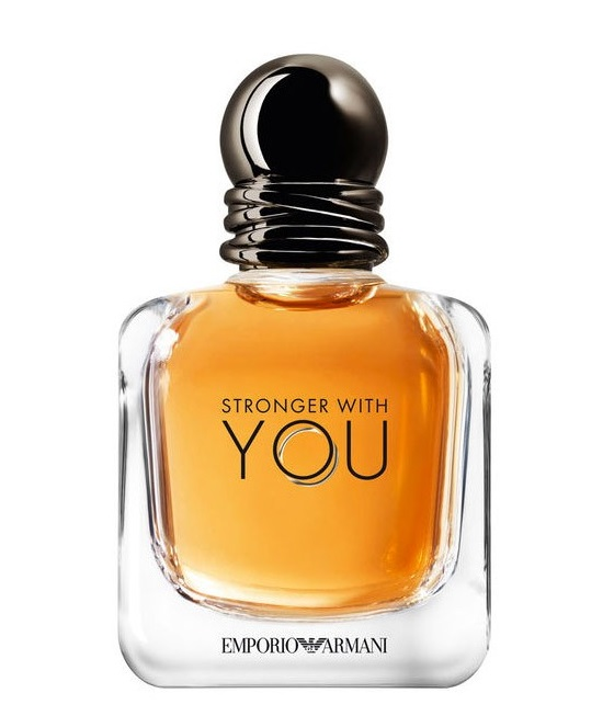 Emporio Armani Stronger With You  Eau de Toilette para hombre