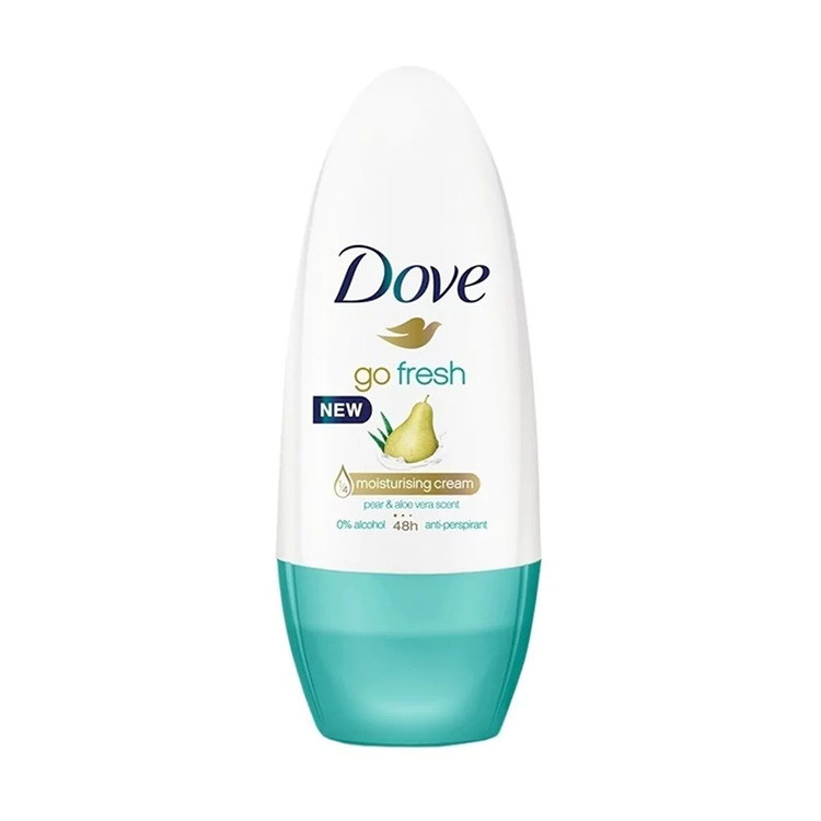 Dove Desodorante Pera y Aloe Roll-On  50 ml