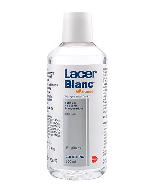 Lacer Lacerblanc Enjuague Citrus  500 ml