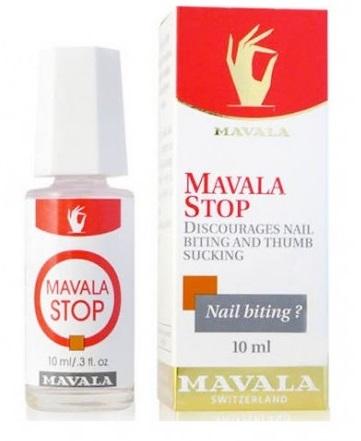 Mavala Stop Esmalte Antimordeduras  10 ml